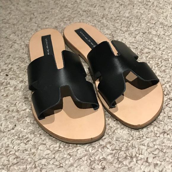 bedee09a3d2 EUC Steven by Steve Madden gladiator sandals. M 5abdb85ba825a685d62327e3